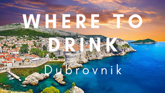 Best Bars in Dubrovnik, Croatia