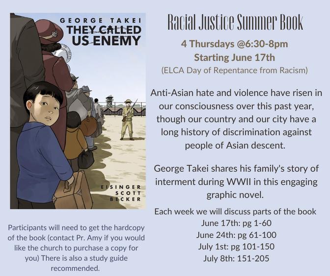 Racial Justice Summer Book Read