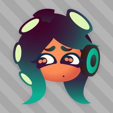 Marina Icon - Splatoon 2