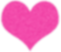 Pink Glitter Heart.png