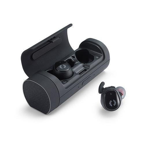 Phiaton BOLT BT 700 Black True Wireless Earphones with Charging Speaker Case