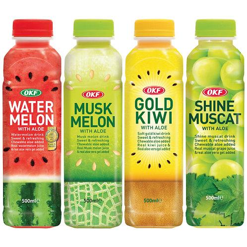 OKF Fruit with Aloe Drink