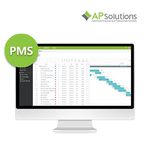 PMS (Project Management System)