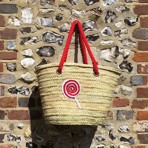 Lollipop Basket