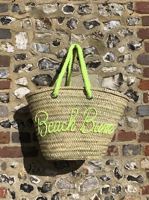 Beach Bum Basket