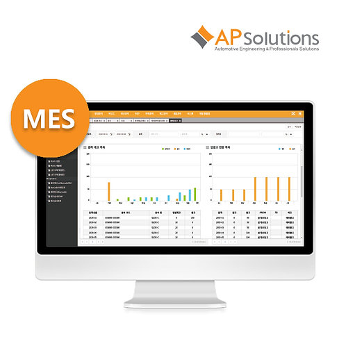 MES (Manufacturing Execution System)
