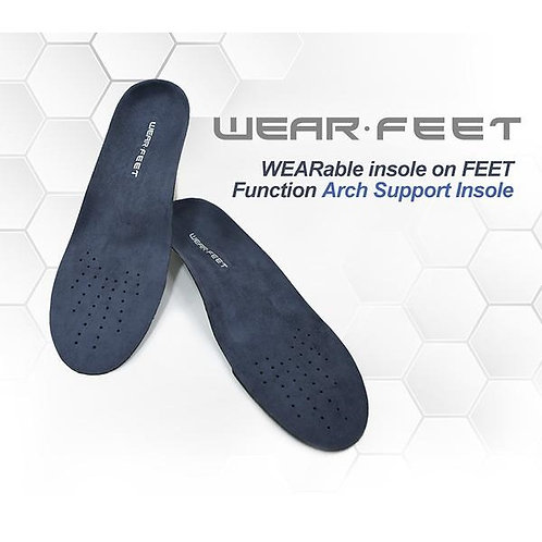 WEARFEET Functional Insole Everyday Arch Support for Men and Women Wearf