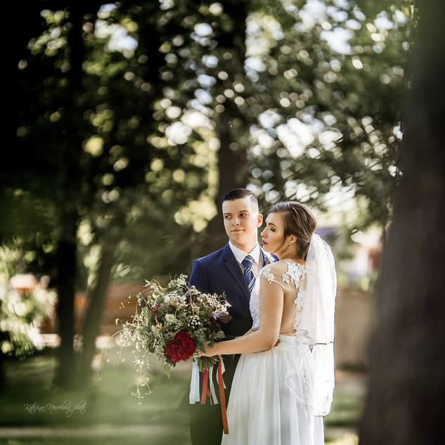 Svatba Míša a David