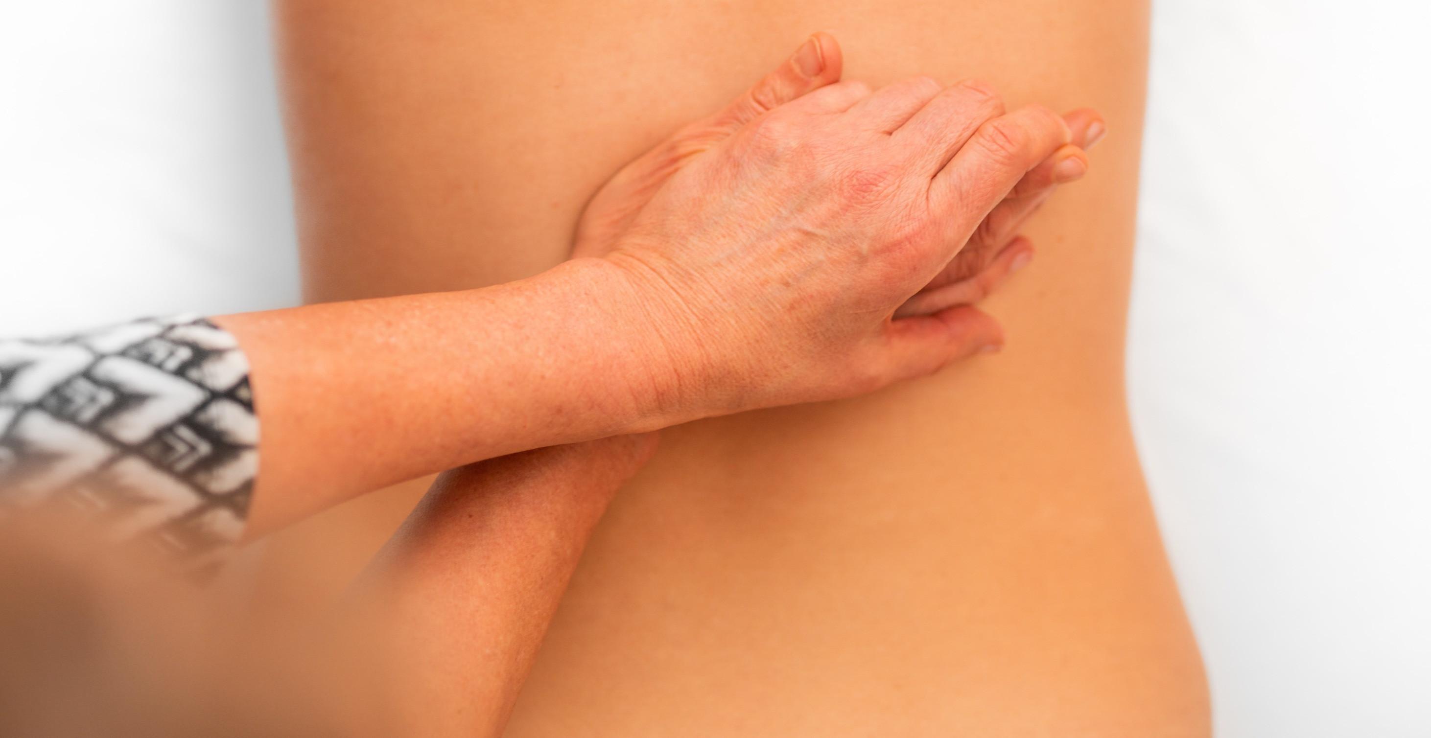 Womb/Abdomen Massage