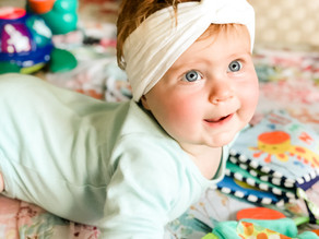 Tummy time: The Top 3 Things I Want Every Momma to Know