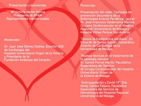 XVII Día Nacional del Paciente Anticoagulado y Coronario.