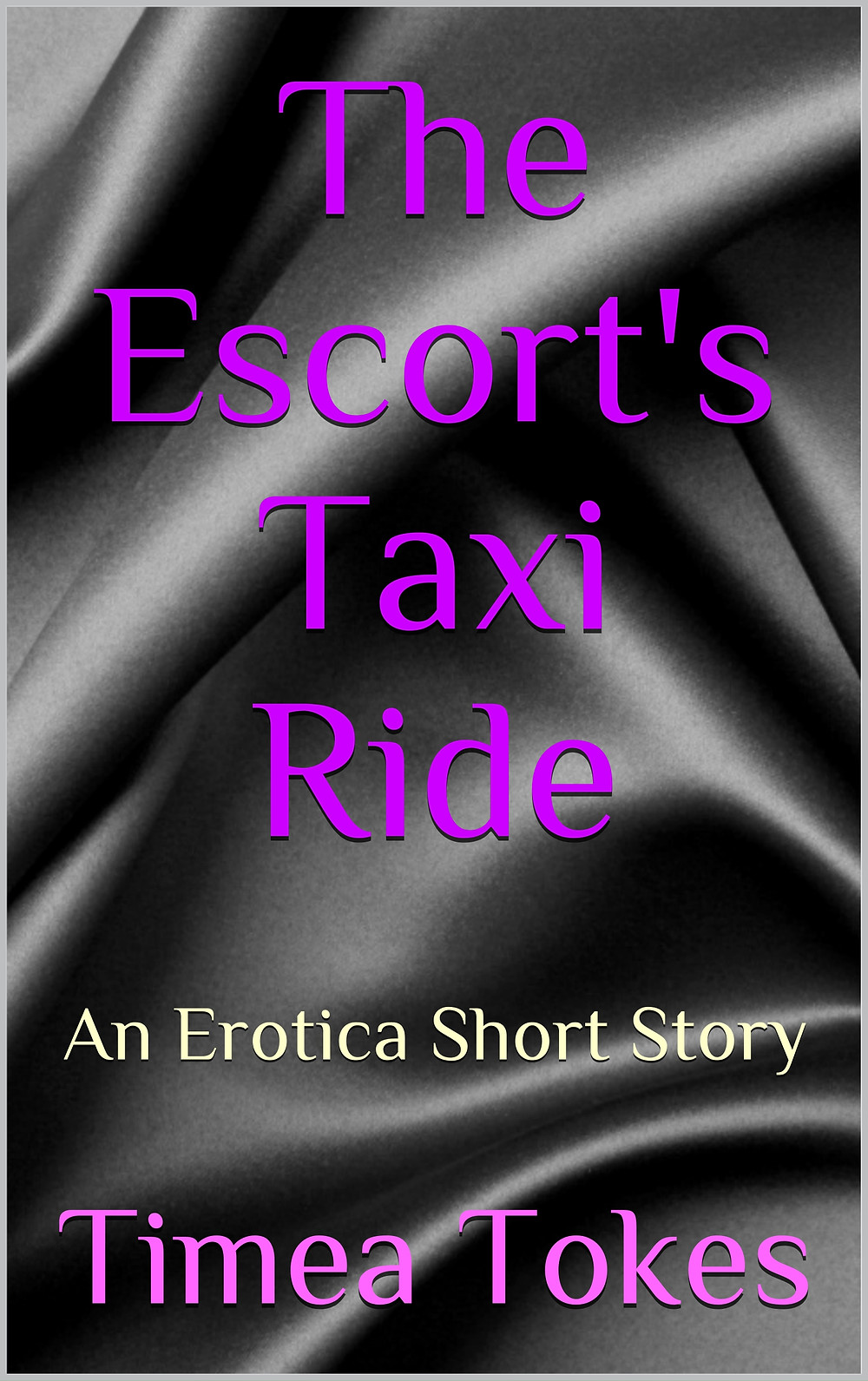The Escort's Taxi Ride by Timea Tokes
