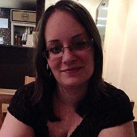 Author Timea Tokes Portrait