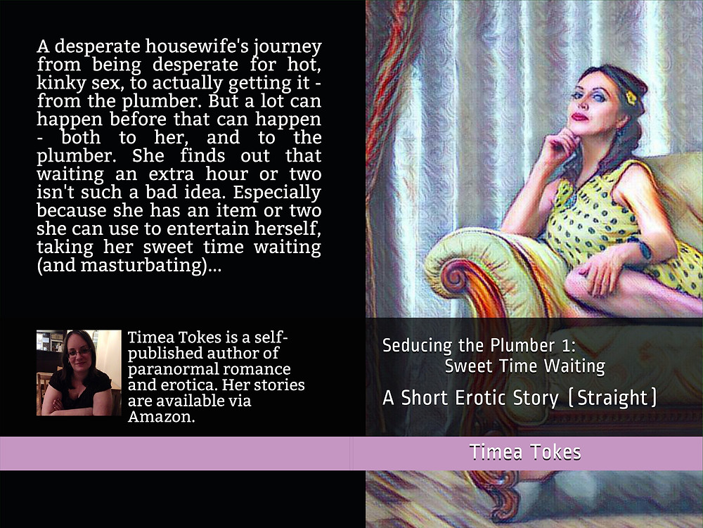 Seducing the Plumber 1 by Timea Tokes - A Short Erotic Story