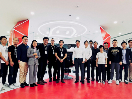 The first Autoware Official Meetup in Shenzhen, China