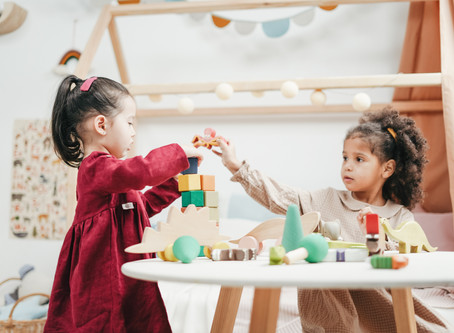 Hope and help for families and child care centers