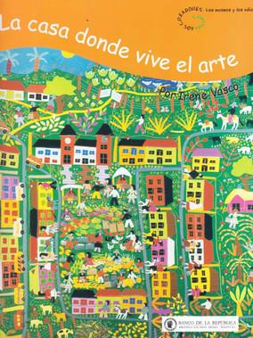 La casa donde vive el arte