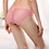 Thumbnail: Pink Print Lacy Bikini Panty