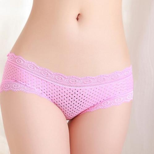 Fun Pink Hipster Panty