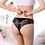 Thumbnail: Black Cheeky Bikini Panty