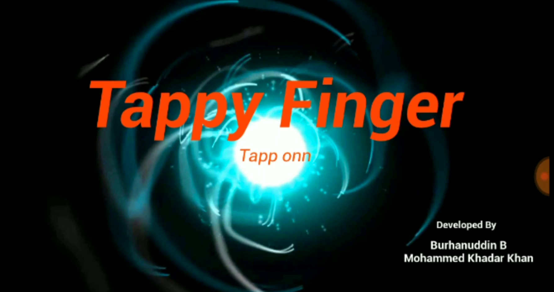 TappyFinger