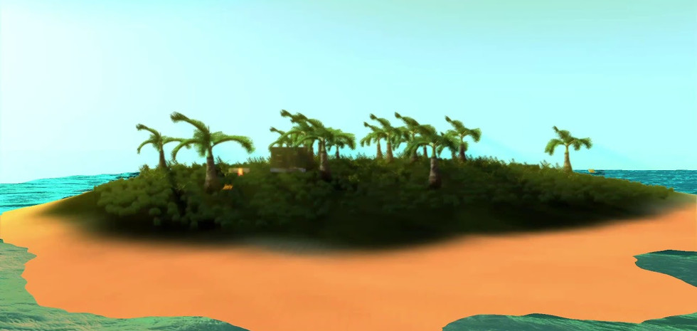 A walking simulator made in a custom engine that is cross-compatible with DirectX11 and PS4.