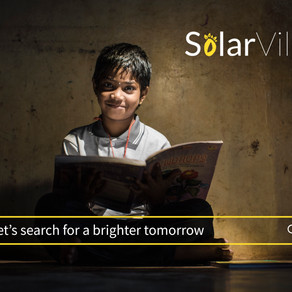 SOLARVILLAGE.ORG a search engine with a cause