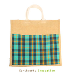 Earthworks - Multi-compartment Shopping bag