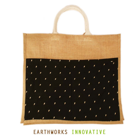 Multi-Compartment Grocery Shopping Bag