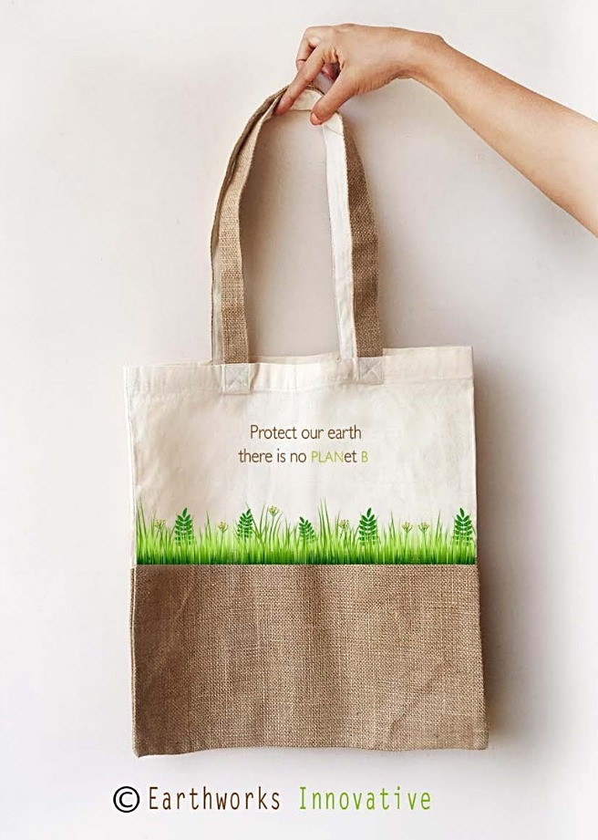 The much awaited Jute and Canvas totes are now available