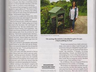 My new Devon Life Article!