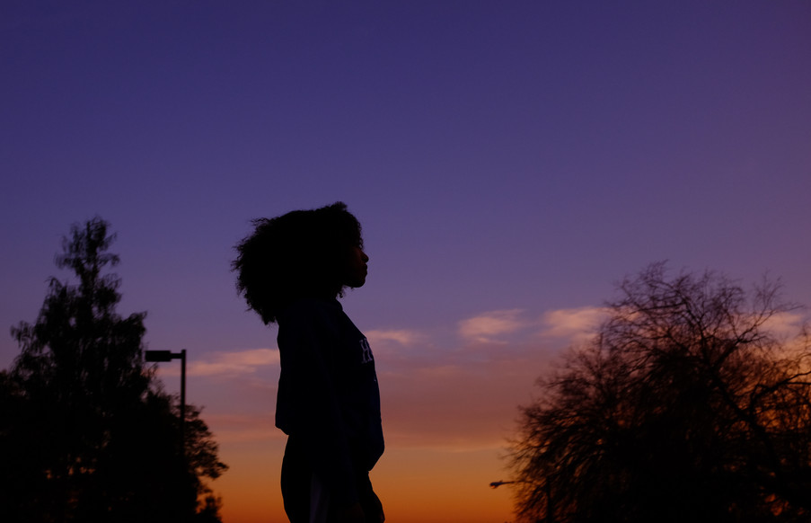 The sun sets as Olivia arrives to Boyle Heights, a primarily Mexican neighborhood where her mother grew up and where she escapes the New York City summer heat every other year.