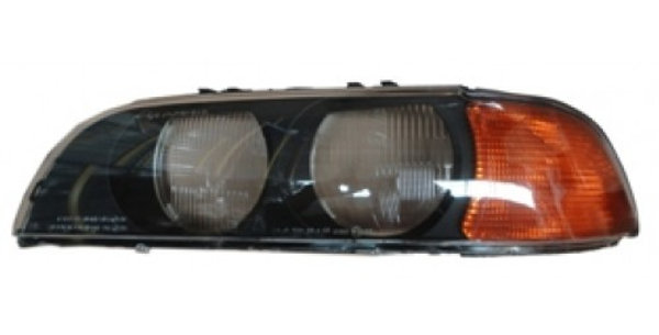 BMW 5 SERİSİ E39 SOL FAR CAMI A0391155L