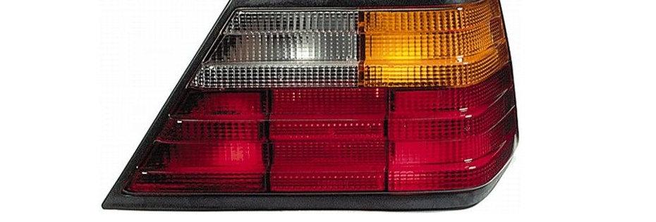 MERCEDES 124 SERİSİ W124 SAĞ STOP CAMI A1248200466