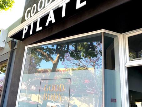 I teach Pilates at Good Body Pilates Studio in SantaMonica , CA.