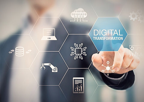 Digital transformation technology strate