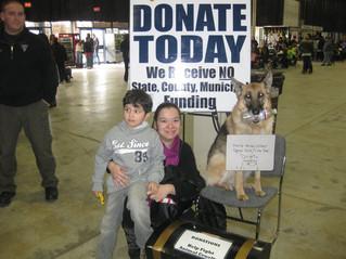 Quibus Paws present Supporting NJ SPCA