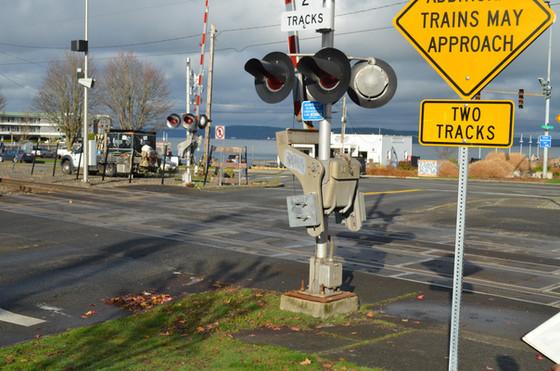 City of Tacoma, Rail Crossing Improvements Study