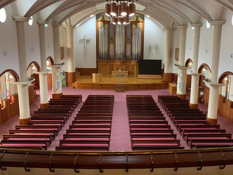 계명대 아담스채플  |  Keimyung University Adams Chapel