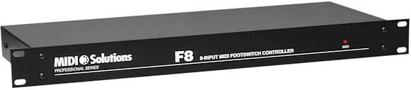 F8 Footswitch Controller