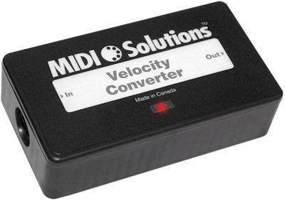 Velocity Converter