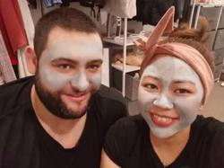 Vegan Hemp Mask