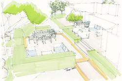 Concept Plan & Sketchup