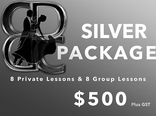 Silver Dance Package