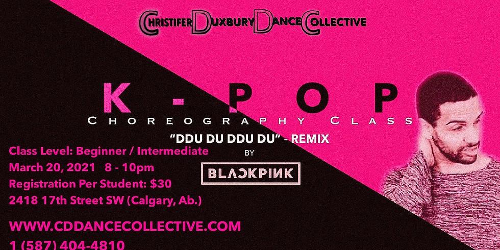 K-Pop Choreography Class