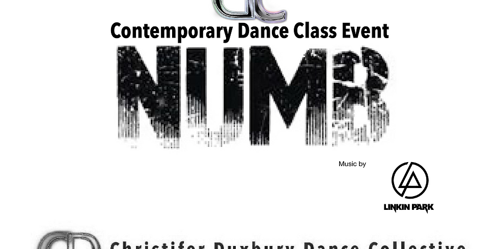 Numb - Contemporary Dance Event