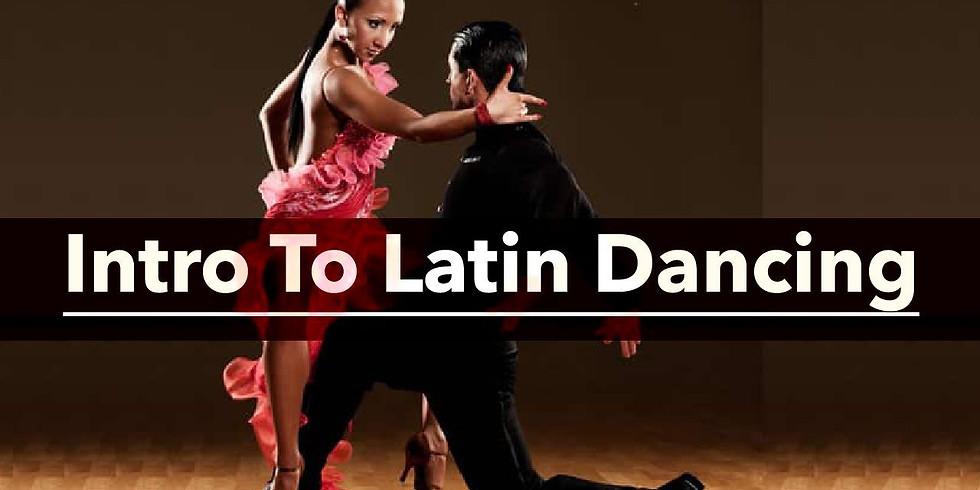 Intro To Latin Dancing