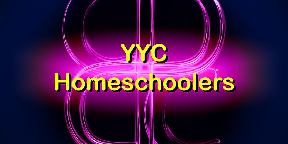 Homeschool YYC 6 Week Course