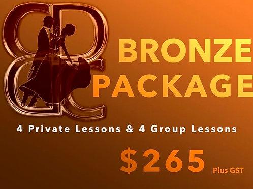 Bronze Dance Package