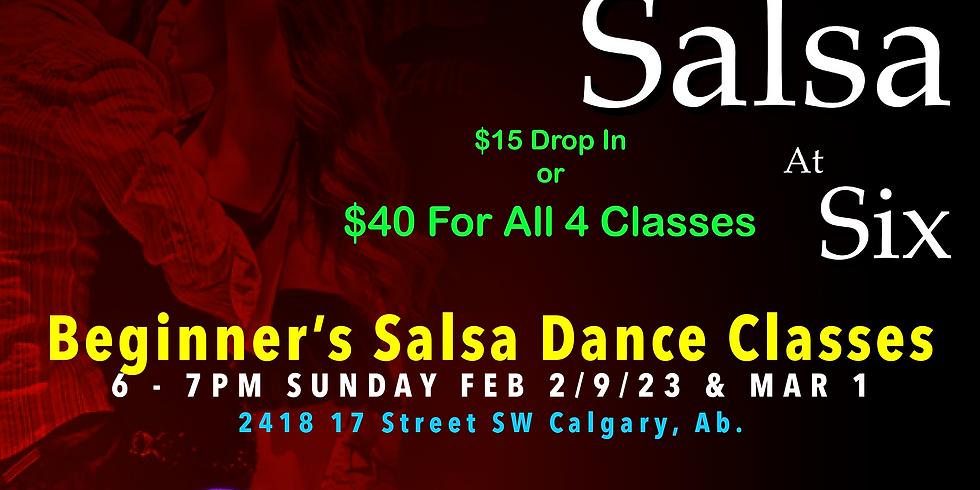 Salsa At Six (1)